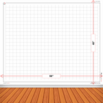 Graph | 2 Inch Grid (58x48) - SD2.0 | Minor Production Flaws
