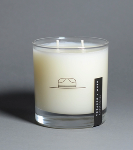 Tobacco + Musk Ranger Station Candle