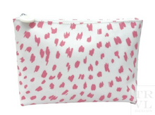 Spot On! Pink Cosmetic Bag