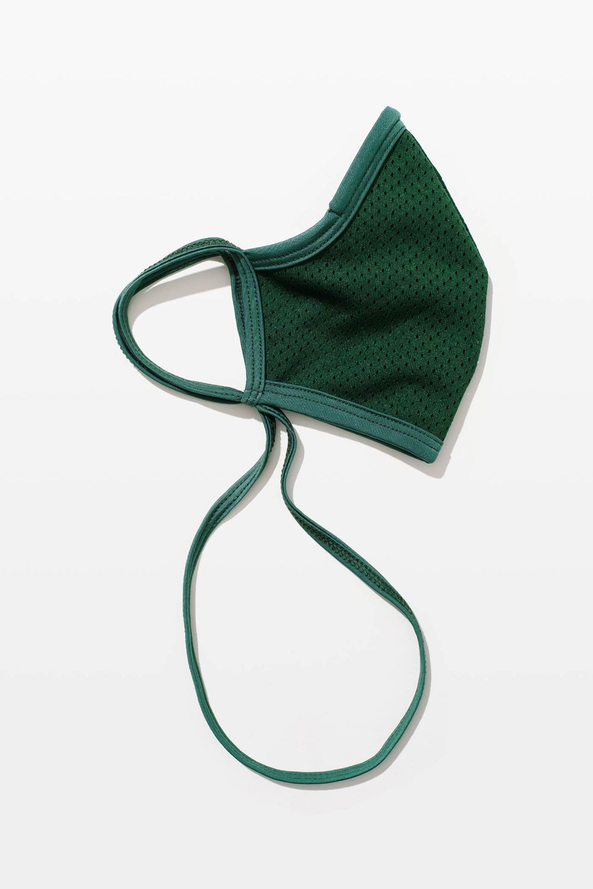 Home Team Mask – Green (Adjustable)