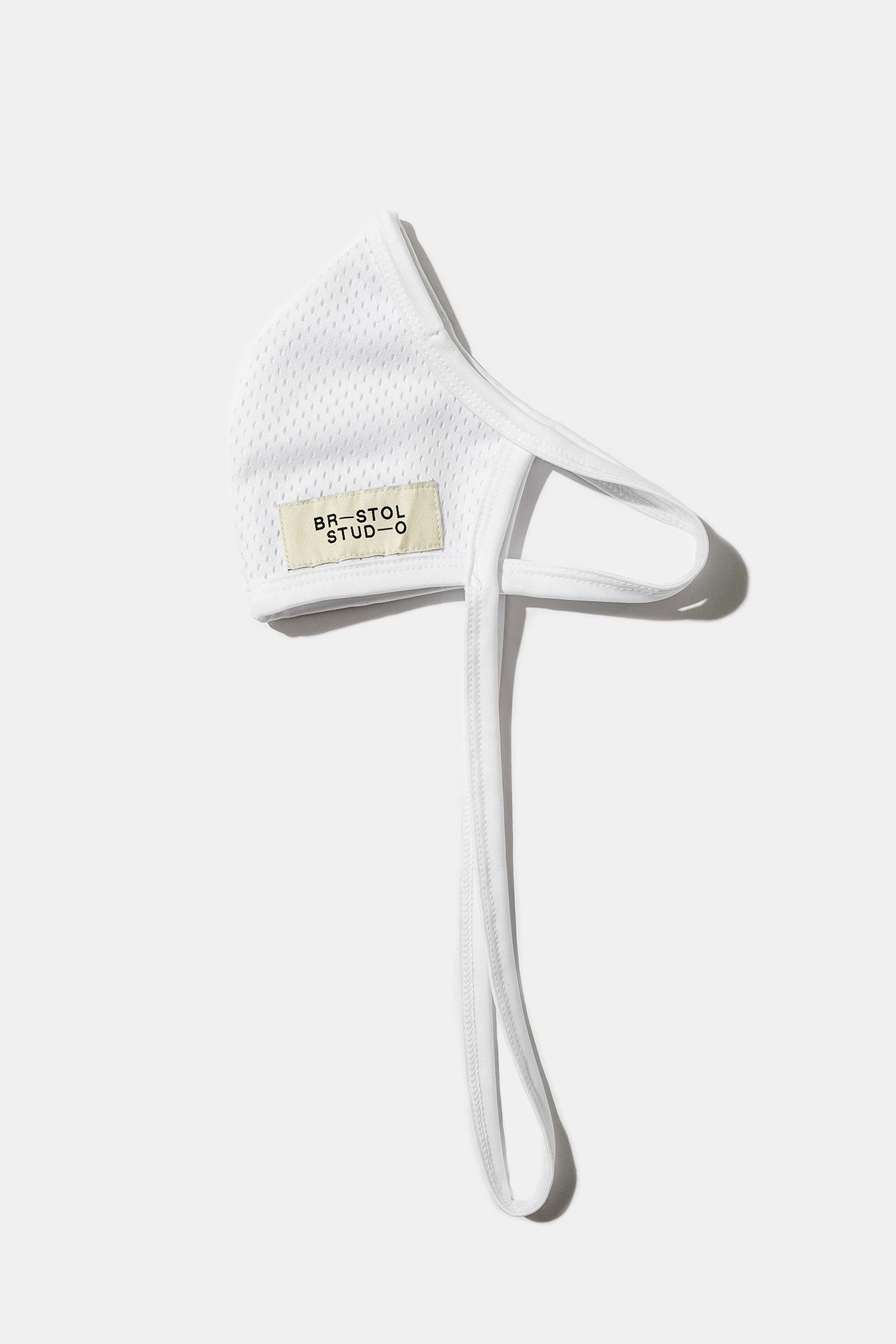 Home Team Mask – White / White