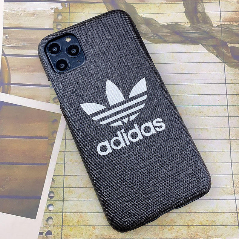New 2020 adidas Protective Apple Iphone Case (various Styles)