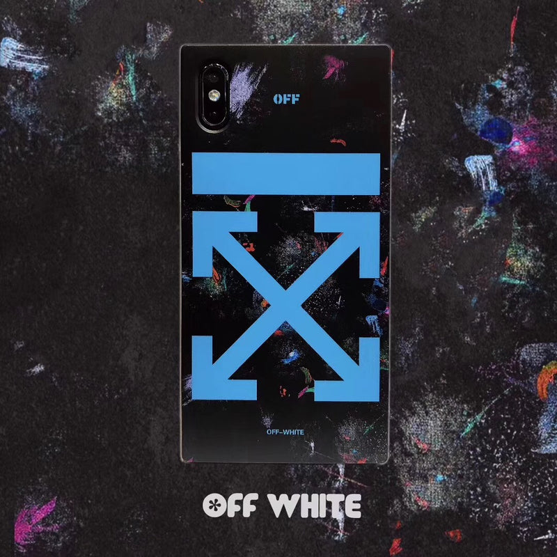 NEW 2019 OFF-WHITE IPHONE CASE