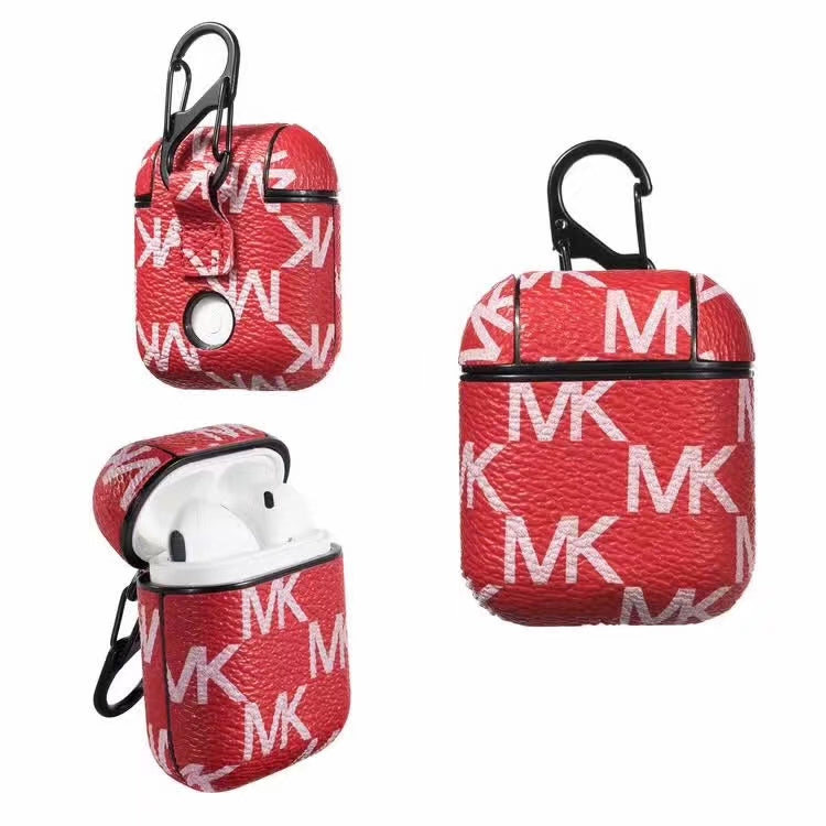 MICHAEL KORS  AIRPODS CASE - RED
