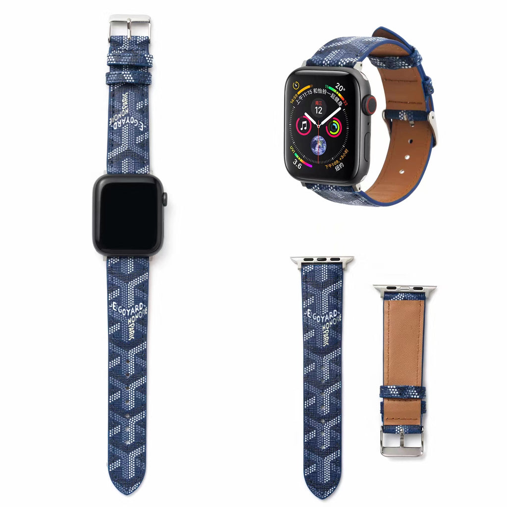 Navy Blue Apple Watch Band