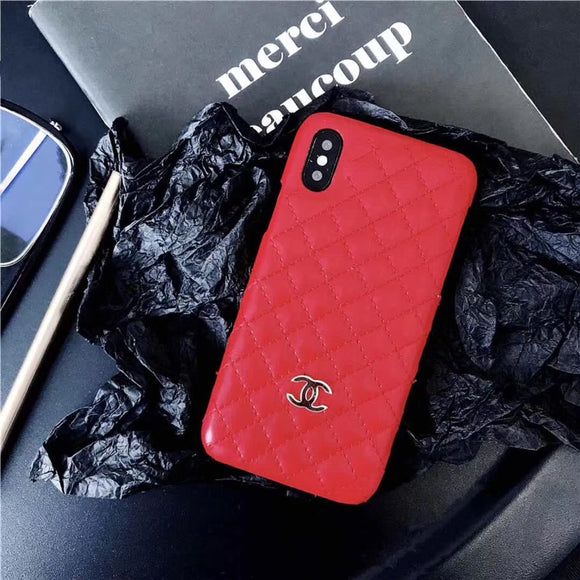 Red Bubble Case