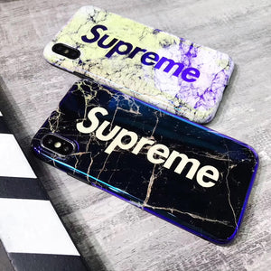 Blu-Ray Supreme Marble Case