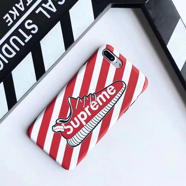 Supreme Yeezy Stripes Case