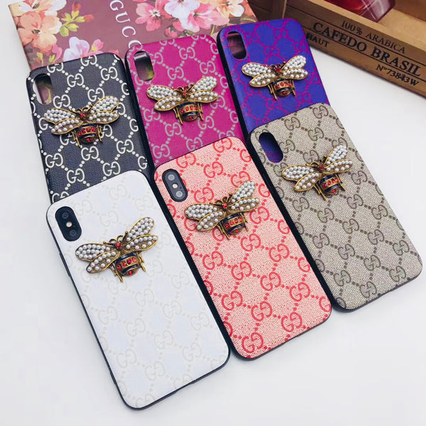 Bug GG Monogram Case