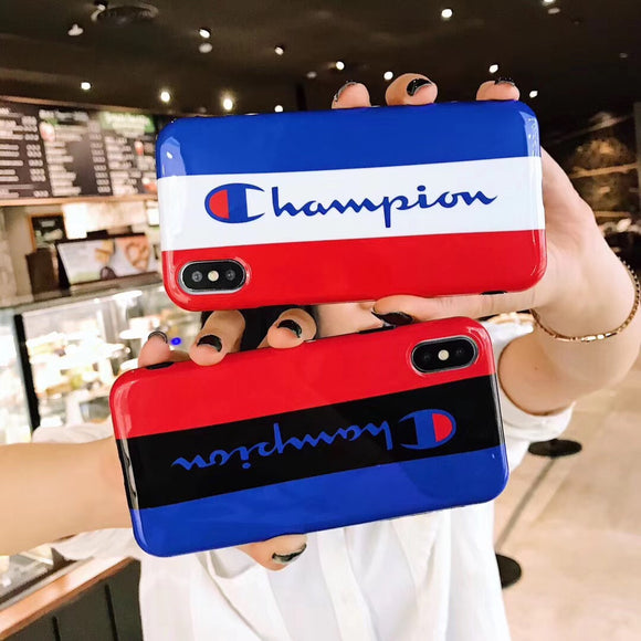 Champ Stripes Soft Case