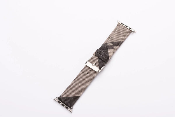 DARK BUR WATCH BAND