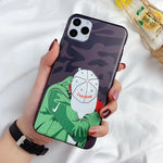 Supreme Model Protective iPhone Case - Green