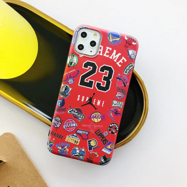NBA Teams Protective Iphone Case (Various Models)