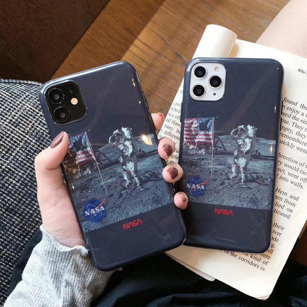 Nasa Out In Space Protective Iphone Case (Various Models)