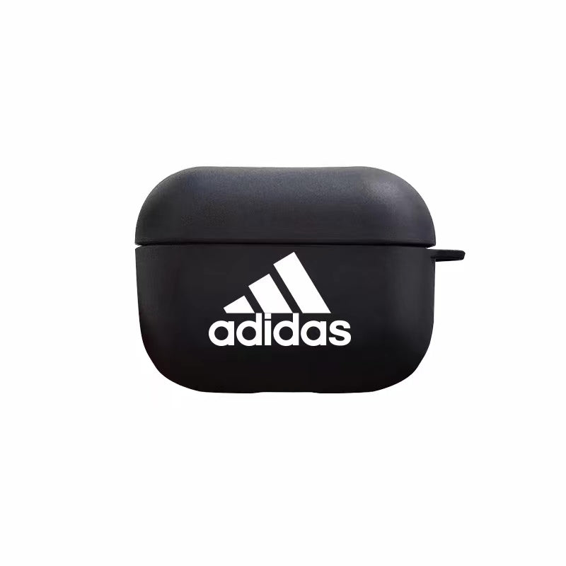 Adidas Protective Apple Airpods Pro Soft TPU Case - Black