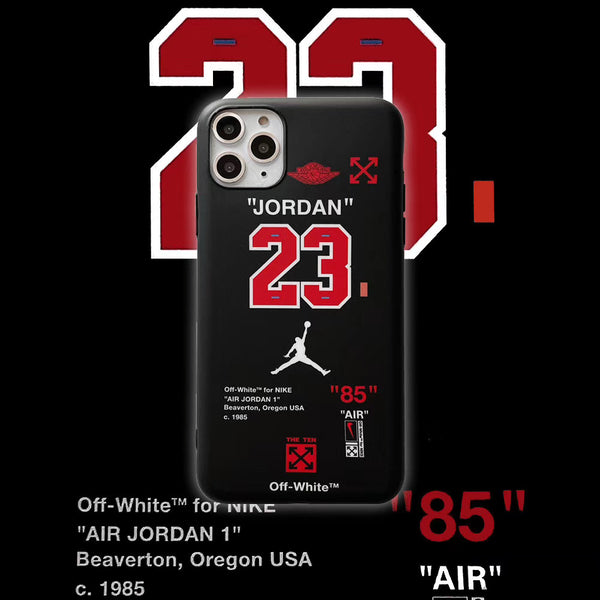 Jumpman 23 Protective Apple Iphone Case