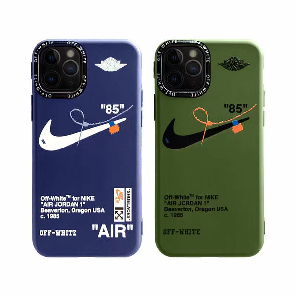 Air Off Nike Protective Apple Iphone Case