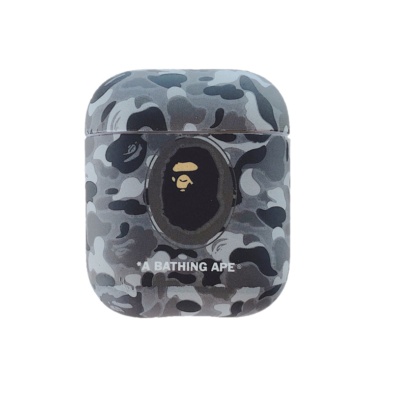 Tommy hilfiger protective tpu apple airpod case - clear