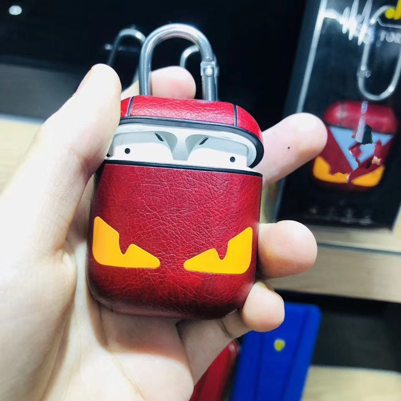 NEW 2019 FENDI AIRPODS CASE - Apple Specific