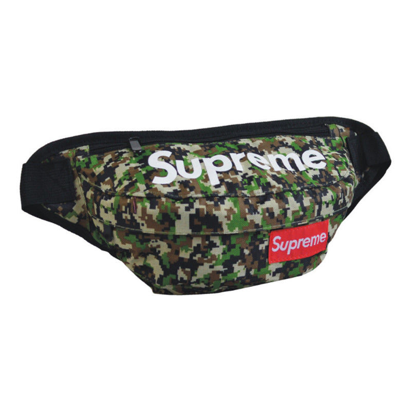 Supreme MIni Camo Fanny Pack