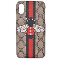 BIG BEE STRIPES GG CASE (RED & BLACK)