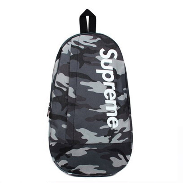 SLING MESSENGER (GRAY CAMO)