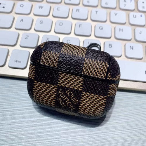 Brown Damier Lv Airpods Pro Case