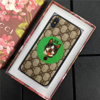 DOG CASE (GREEN)