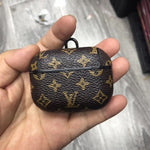 Brown Monogram Mini Lv Airpods Pro Case
