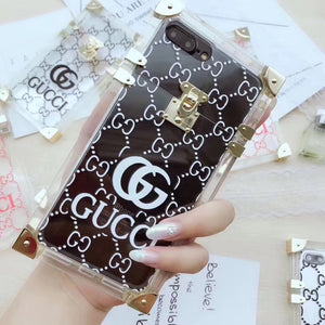 GG 2Pc Transparent Trunk Case