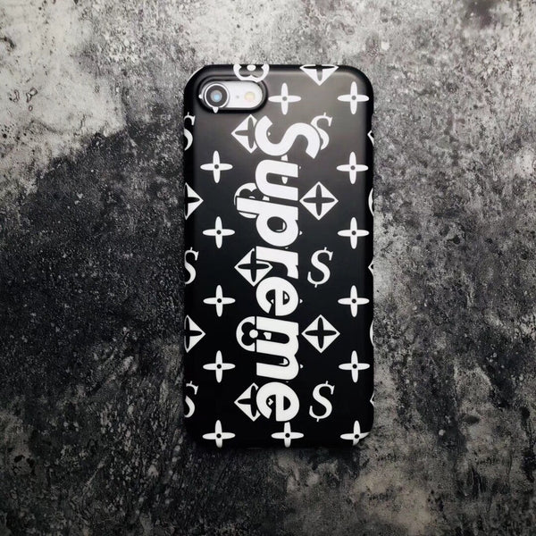 SUPREME MONOGRAM (BLACK)