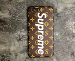 SUPREME MONOGRAM (BROWN)
