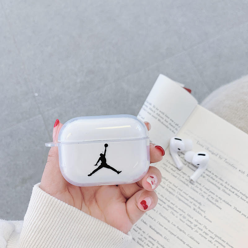 Jumpman Protective Apple Airpods Pro Soft TPU Case