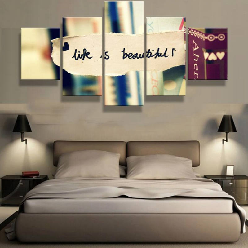 Life is Beautiful Wall Art, Life is Beautiful Canvas Art, Life is ...