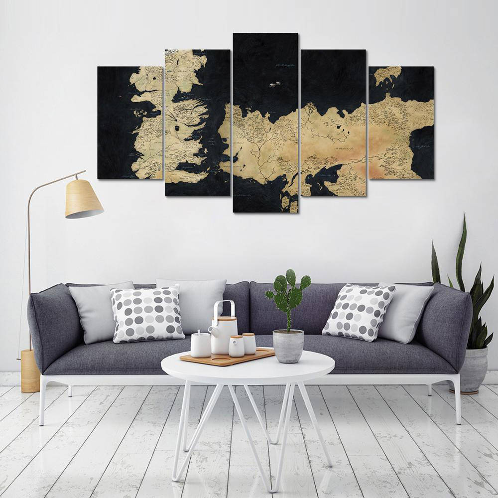 Game of Thrones Map, Map Game of Thrones, Kingdoms Map, Game Of Thrones Game Of Thrones Map Framed on game of thrones live map, game of thrones people map, game of thrones books map, game of thrones family map, game of thrones antique map, game of thrones black and white map, game of thrones poster map,