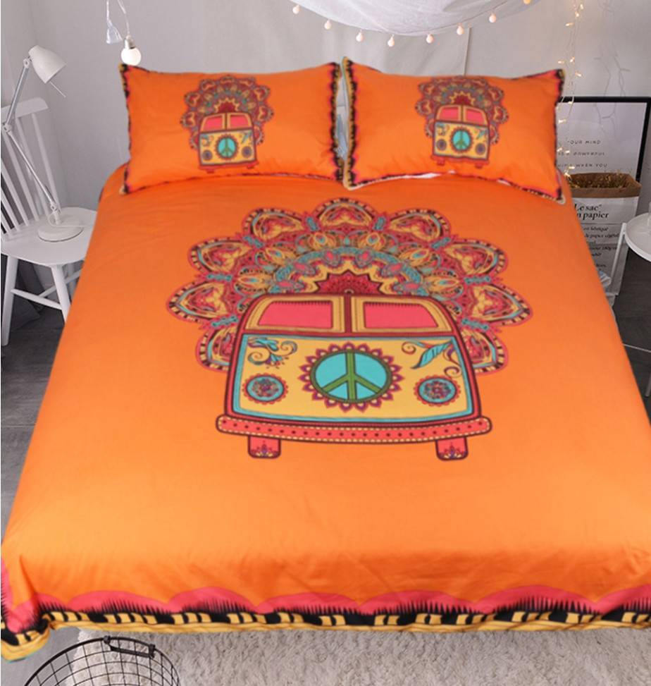 comforter rustic sets duvet cover cute lodge ecrins king orange