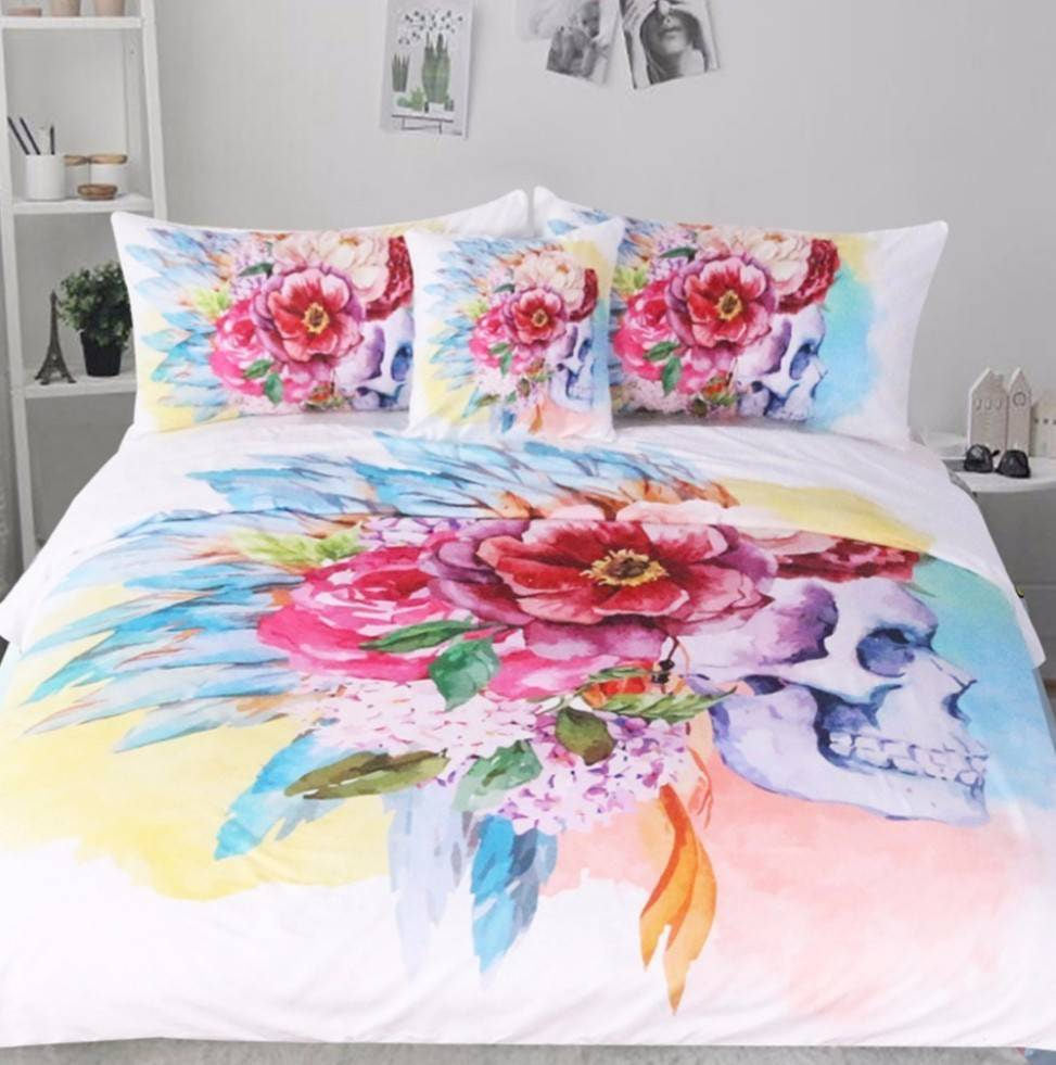 coverlet pin queen set cover duvet egyptian soft cotton covers pillowcase