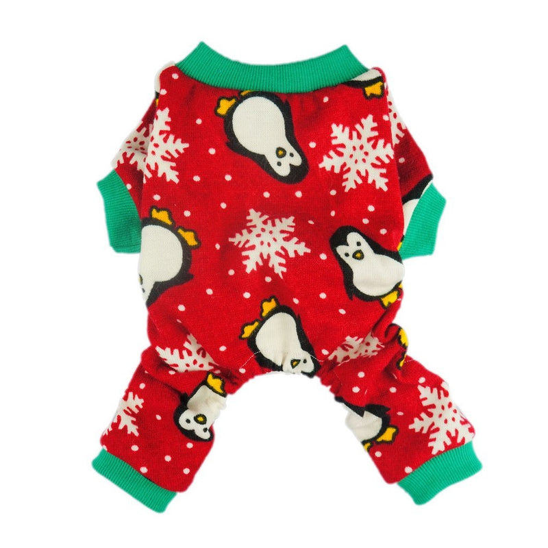Penguin Christmas Pajamas