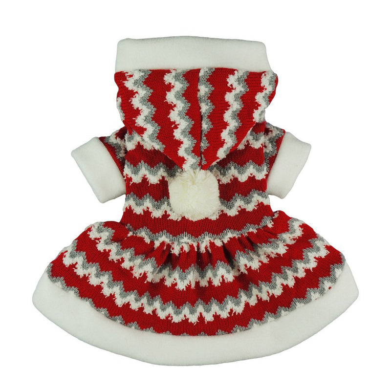 Christmas Party Knitted Dress