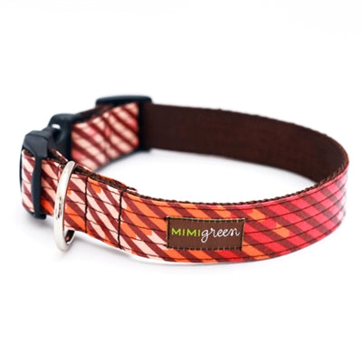 Guava Laminated Collar
