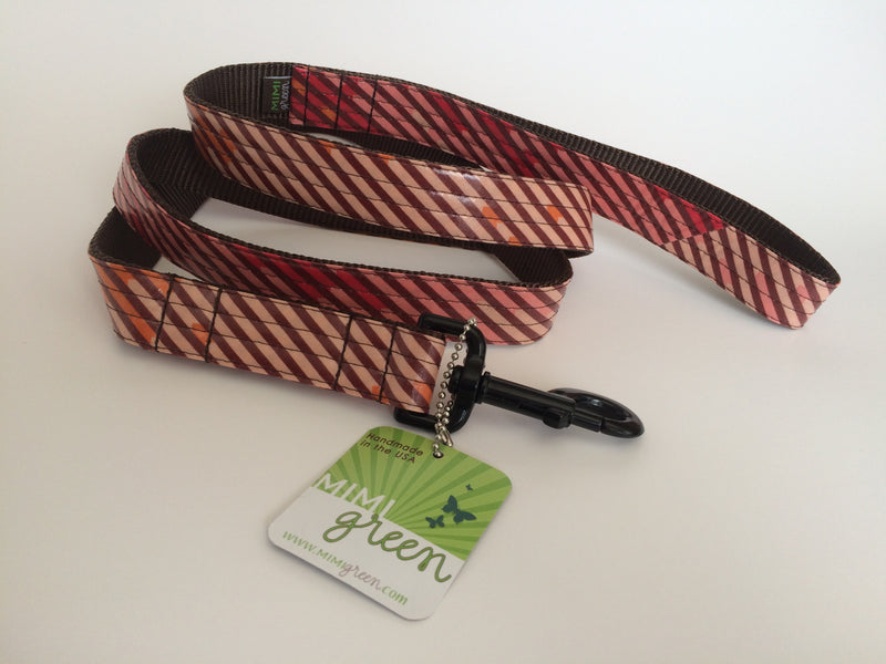 Guava Laminated Leash