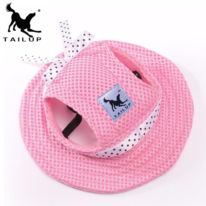 Pink Dog Bonnet