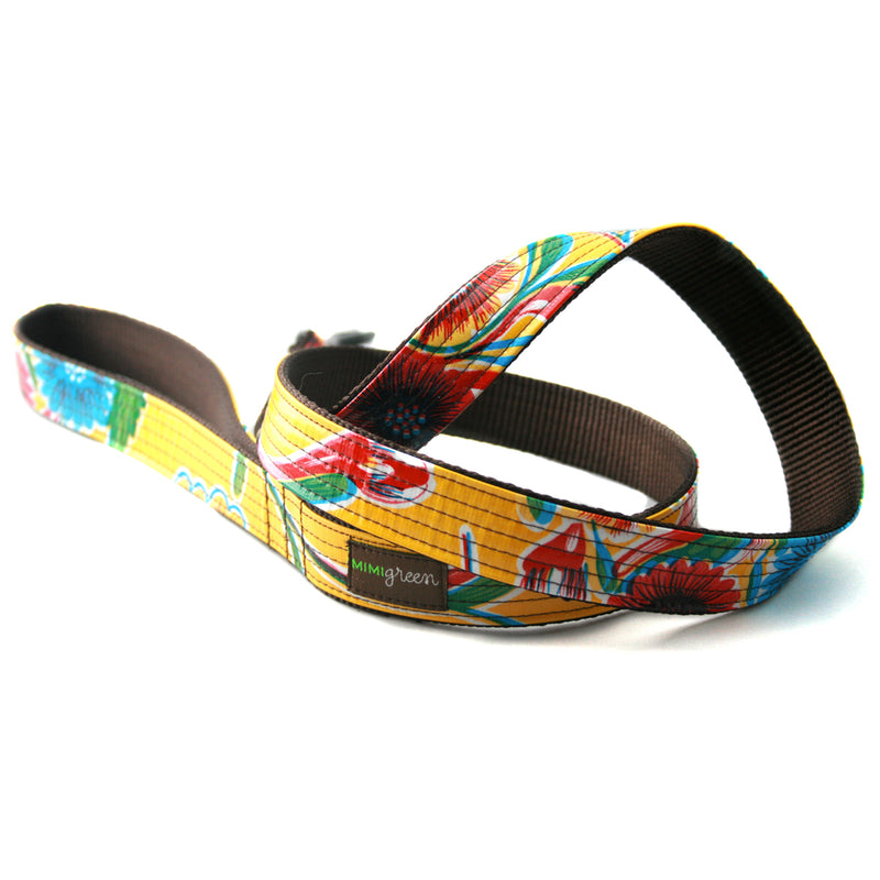 Que Chula Oilcloth Leash