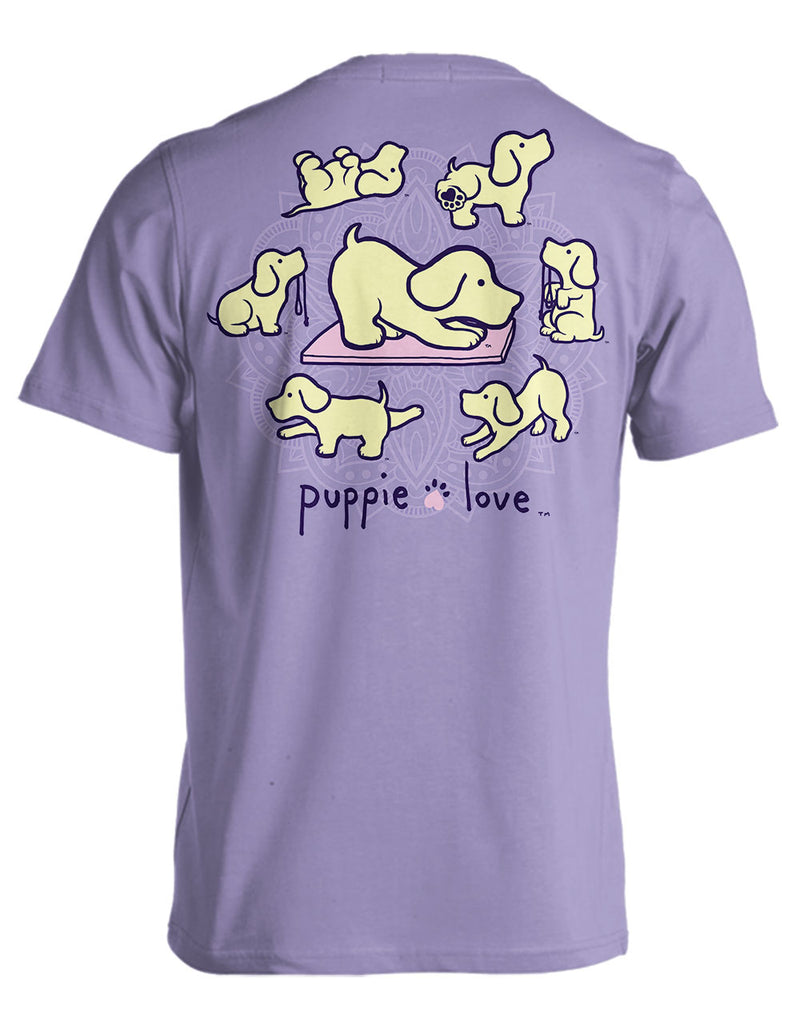 Puppie Love - YOGA PUP
