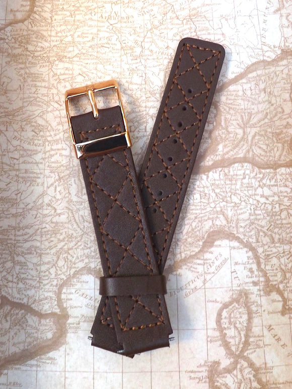Brown Calf Leather (18mm)