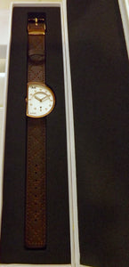 Lefty 14k Rose Gold Brown-Wrist Watch-Edge Watch Company