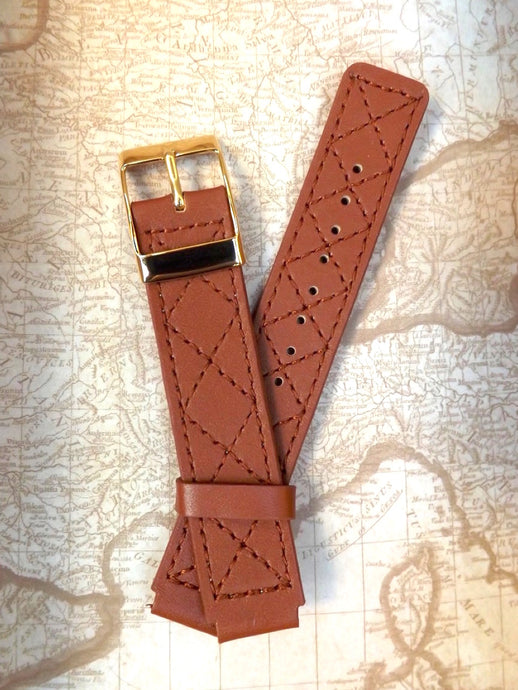 Tan Calf Leather (18mm)