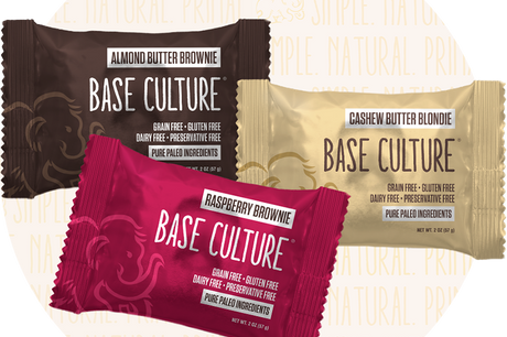 Base Culture's Brownies are All-Natural, Gluten-Free & Grain-Free