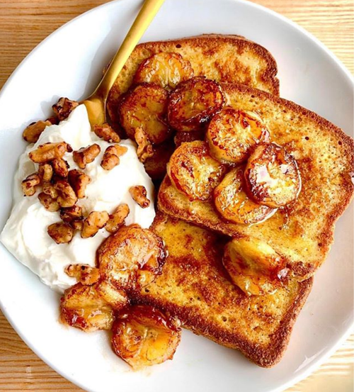 Classic Paleo French Toast