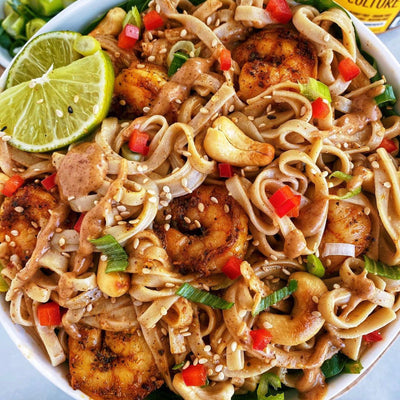 Almond Butter Pad Thai Sauce